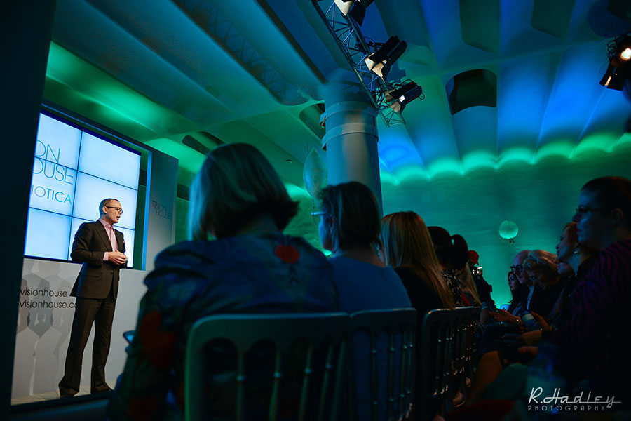 P&G Beauty, Vision House event at the Casa Batllo, Barcelona