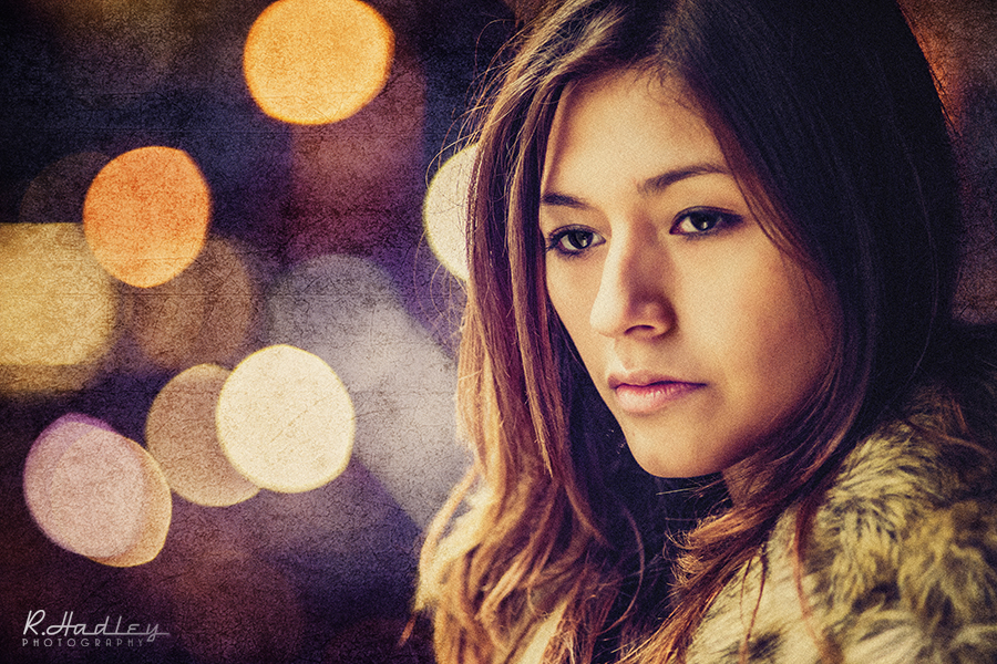 Model Hiromi Torres. Barcelona. Nikon D600 + Nikon 180mm 2.8