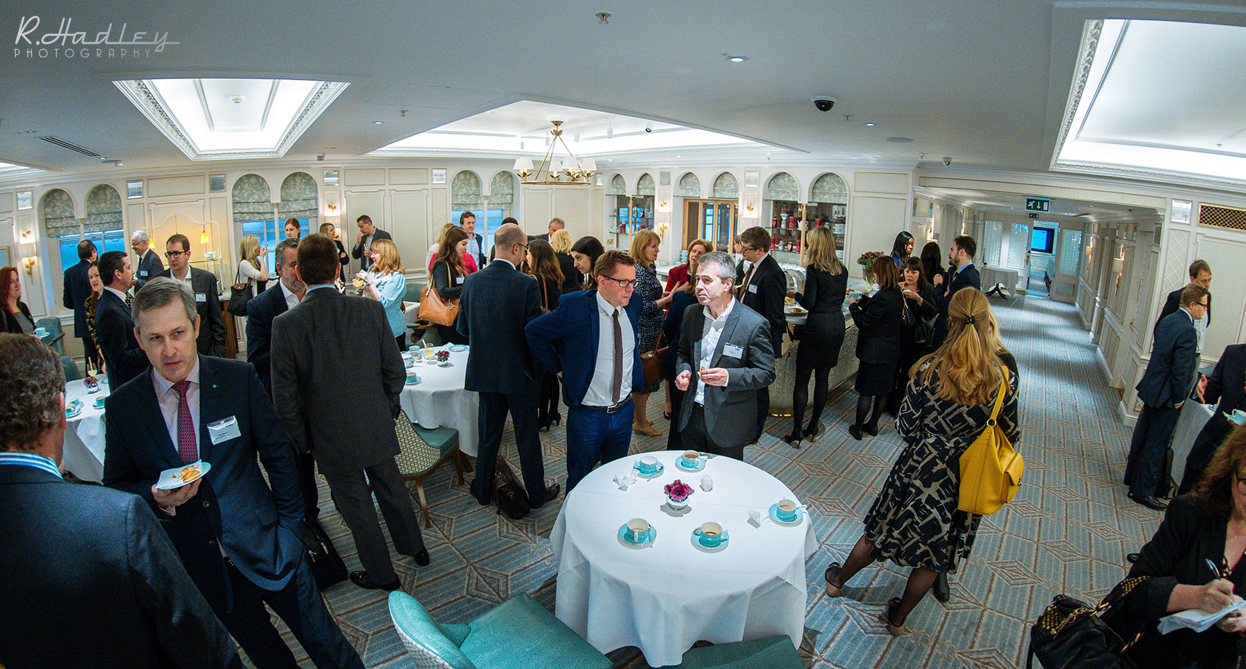 Event photographer in London at Fortnum & Mason