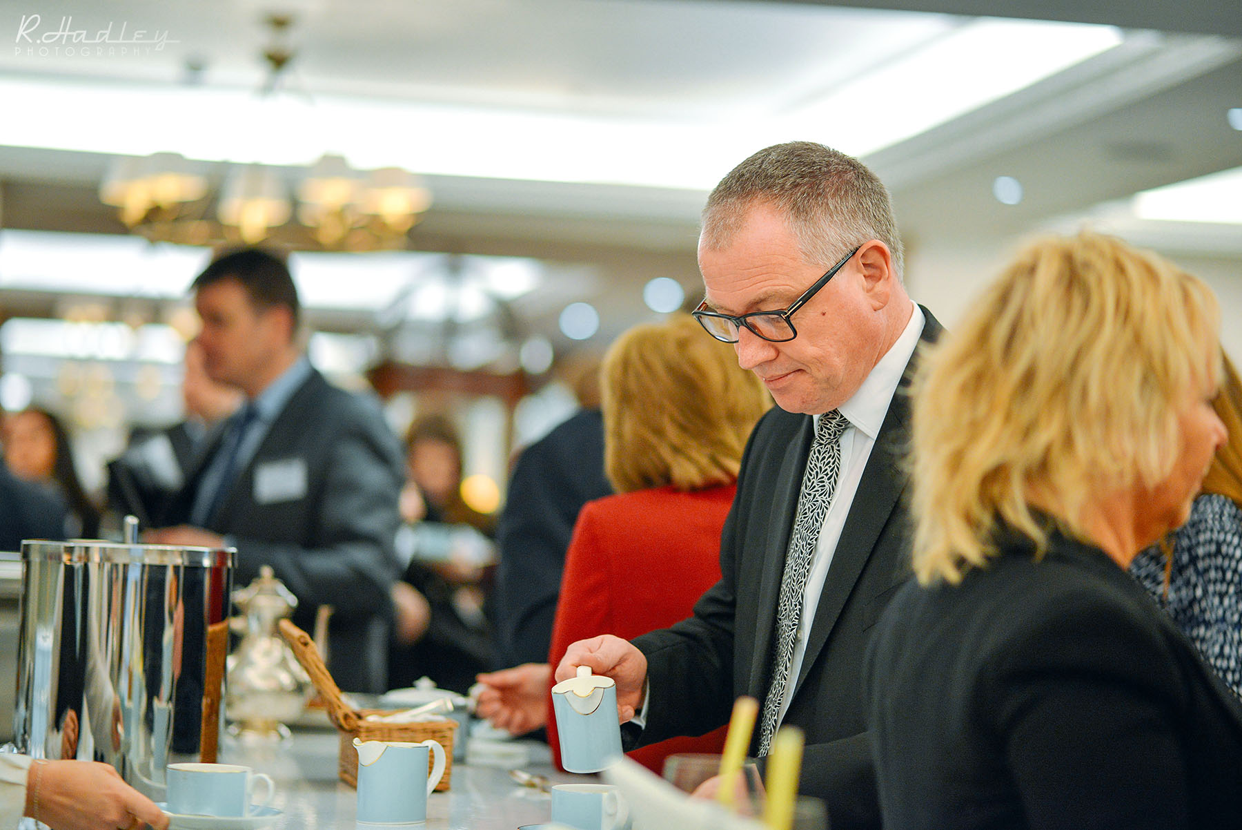 Kevin Green | Event photographer in London at Fortnum & Mason