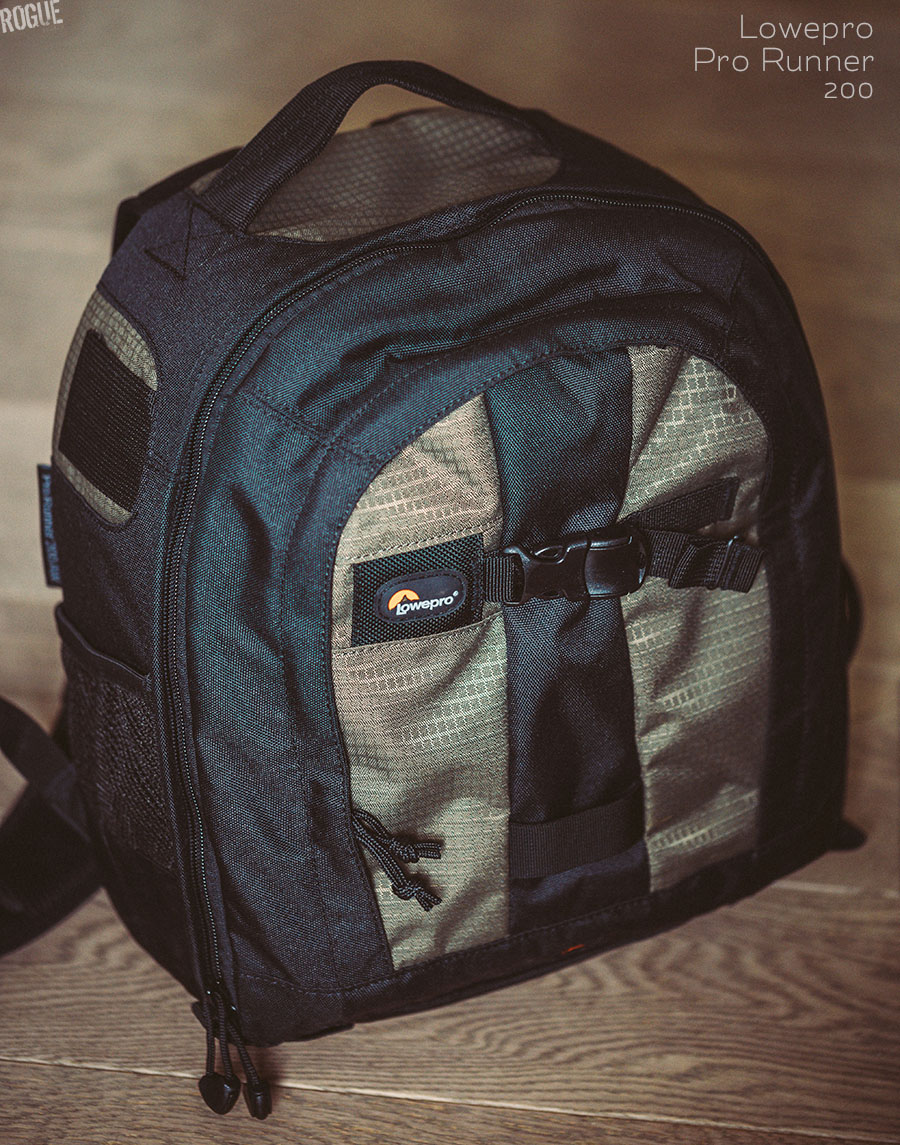 Rogue photographer camera bag | lowepro pro runner aw 200
