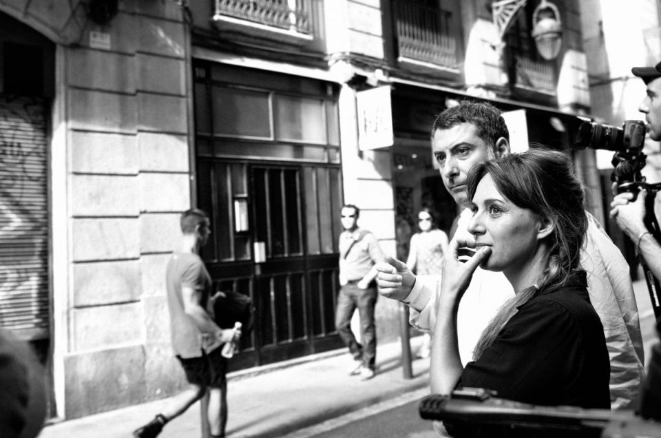 Behind the scenes | On Set with Carolina De Santis | Feria STS Beauty | Barcelona