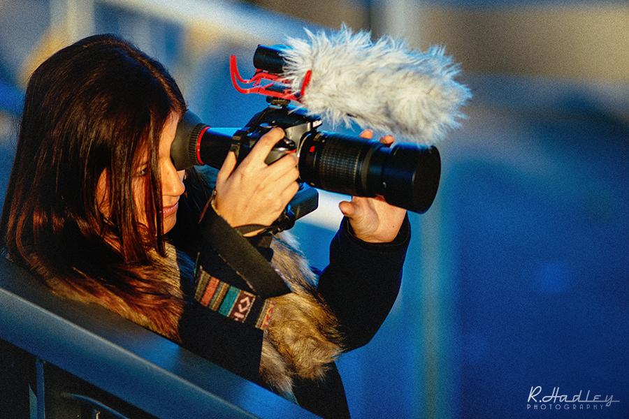 Hiromi Torres video maker in Barcelona
