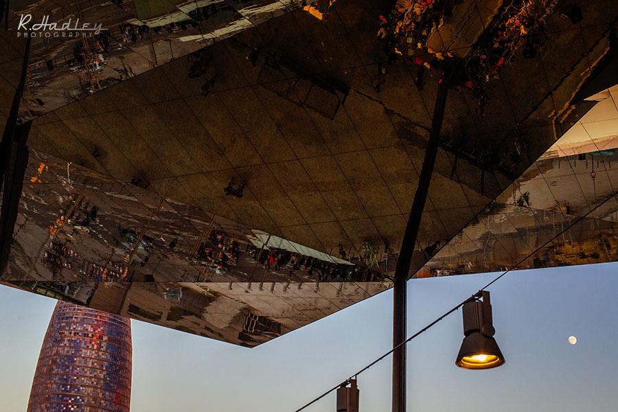 Photowalk, Torre Agbar, Barcelona