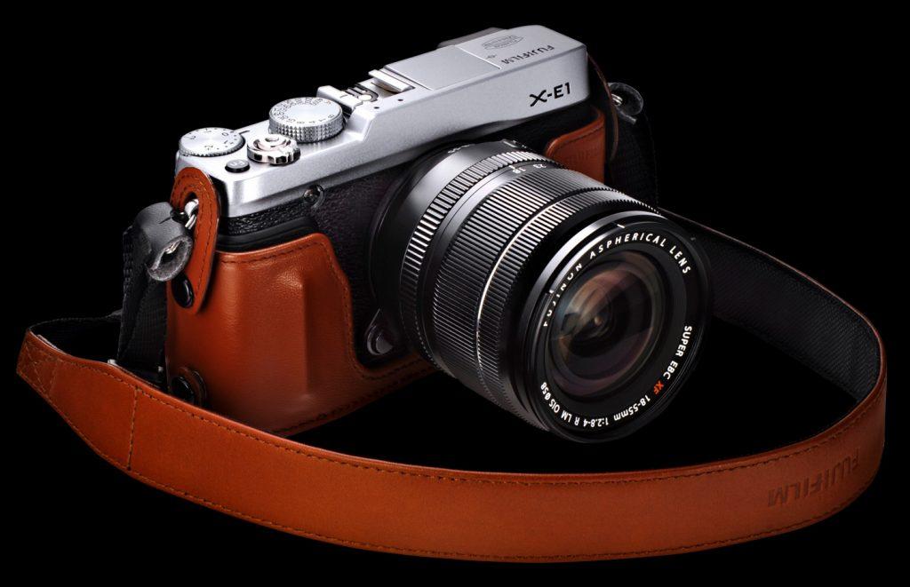 Fujifilm XE!