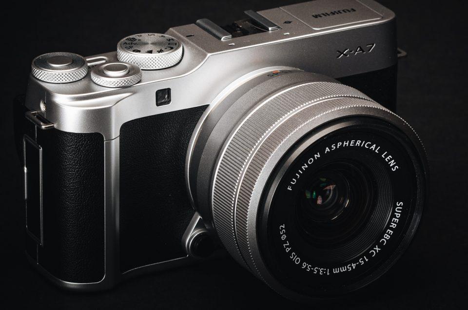 Gear | Fujifilm X-A7